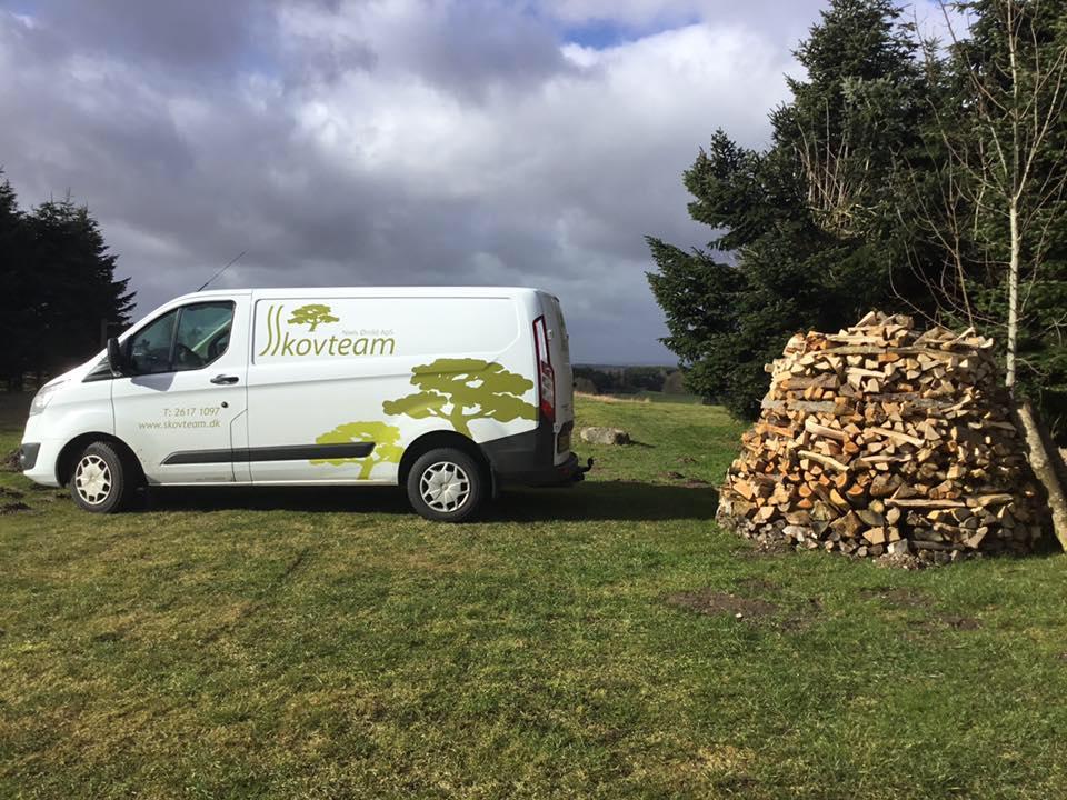 Skovteam din gartner i østjylland