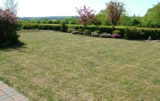 vedligeholdt have